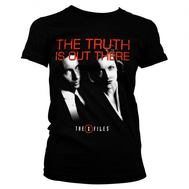 Koszulka The X-Files damska The Truth Is Out There