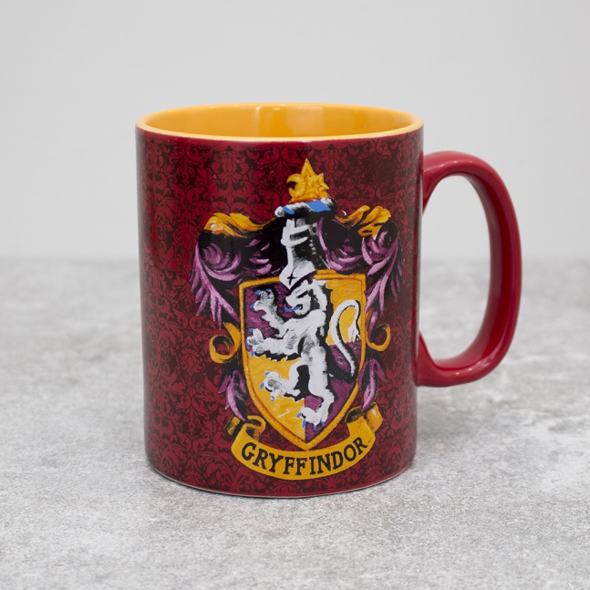 Duży kubek Harry Potter Gryffindor