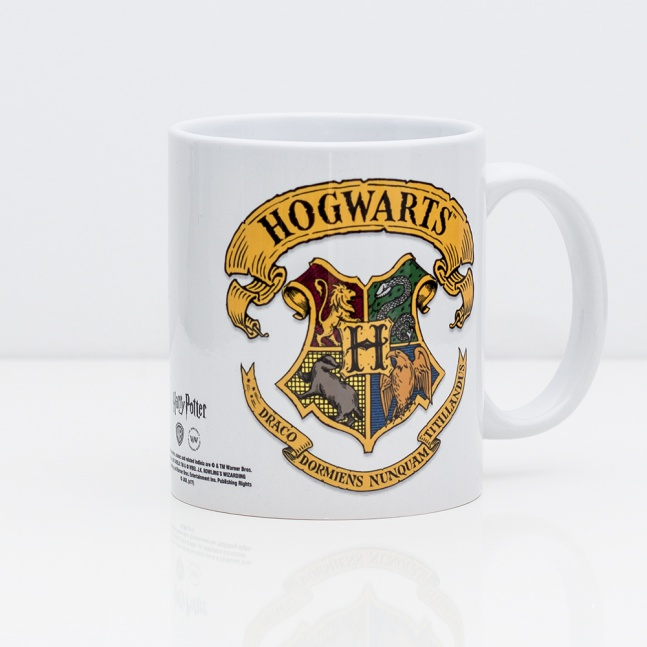 Kubek Harry Potter - Hogwarts Crest