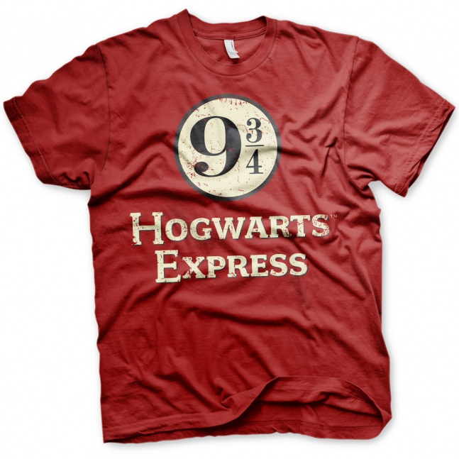 Koszulka Harry Potter Hogwarts Express 9-3 / 4